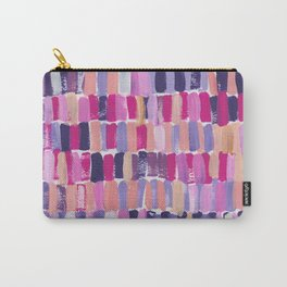 Colorful stripes    Pattern Carry-All Pouch
