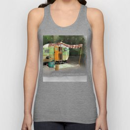 Happy ever after Unisex Tank Top