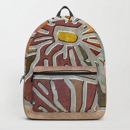 Tribal Maps - Magical Mazes #03 Backpack