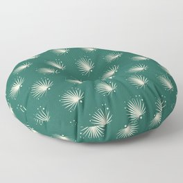Palm Leaf Floor Pillow
