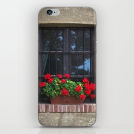Flower Photography by Teo Zac iPhone Skin