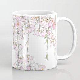 pink cherry blossom spring 2018 Coffee Mug