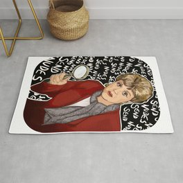 Murder She Wrote - send nudes  Rug
