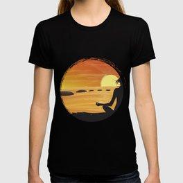 SUNSHINE YOGA T-shirt