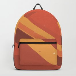 Abstract Modern Art Minimal Texture Bold Graphic Design Background GC-117-16 Backpack