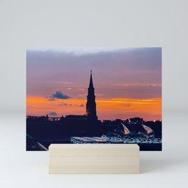 gotham Mini Art Print