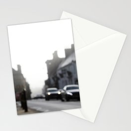 Out of Focus British Town Stationery Cards