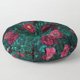 Botanical Garden IV Floor Pillow