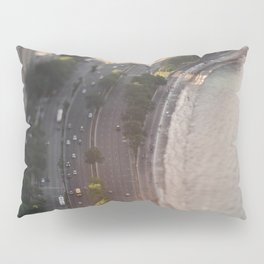 Lakeshore Drive Chicago Illinois Pillow Sham