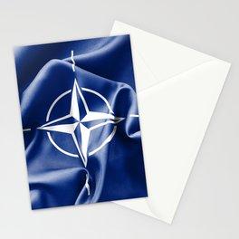 NATO Flag Stationery Cards