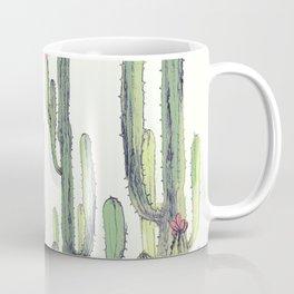 Dry Cactus Coffee Mug