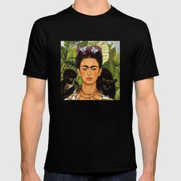 Kahlo - Self-portrait T-shirt