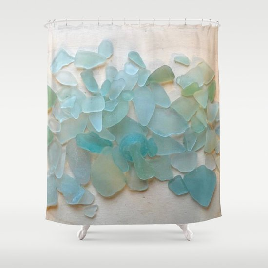 Ocean Hue Sea Glass by coastalwhims
