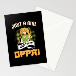 Oppai Mega Milk I Anime Tiddies Gift Stationery Cards