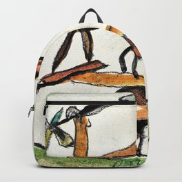Arthur Garfield Dove - Weather Vane - Digital Remastered Edition Backpack