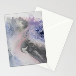 Liquid Dusk Stationery Cards