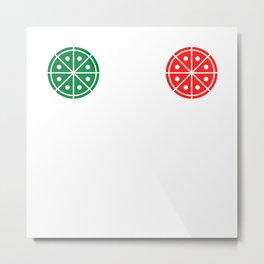 It's Piazza Navona — Not Pizza Navona Metal Print