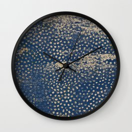 Modern Abstract Painting Wall Clock