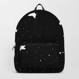 Moon Phases: Waxing Crescent Backpack