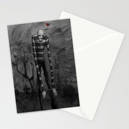 love never dies...for better or for worse Stationery Cards