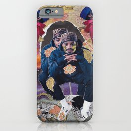 andre 3000 collage iPhone Case