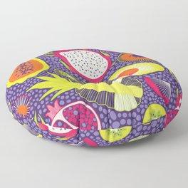 Fruit pattern Floor Pillow