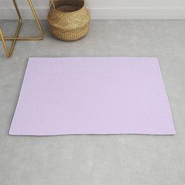 Pastel Purple - Lilac - Lavender - Solid Color Rug