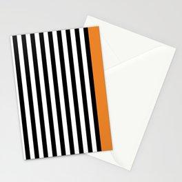 Liquorice allsorts, orange Stationery Cards