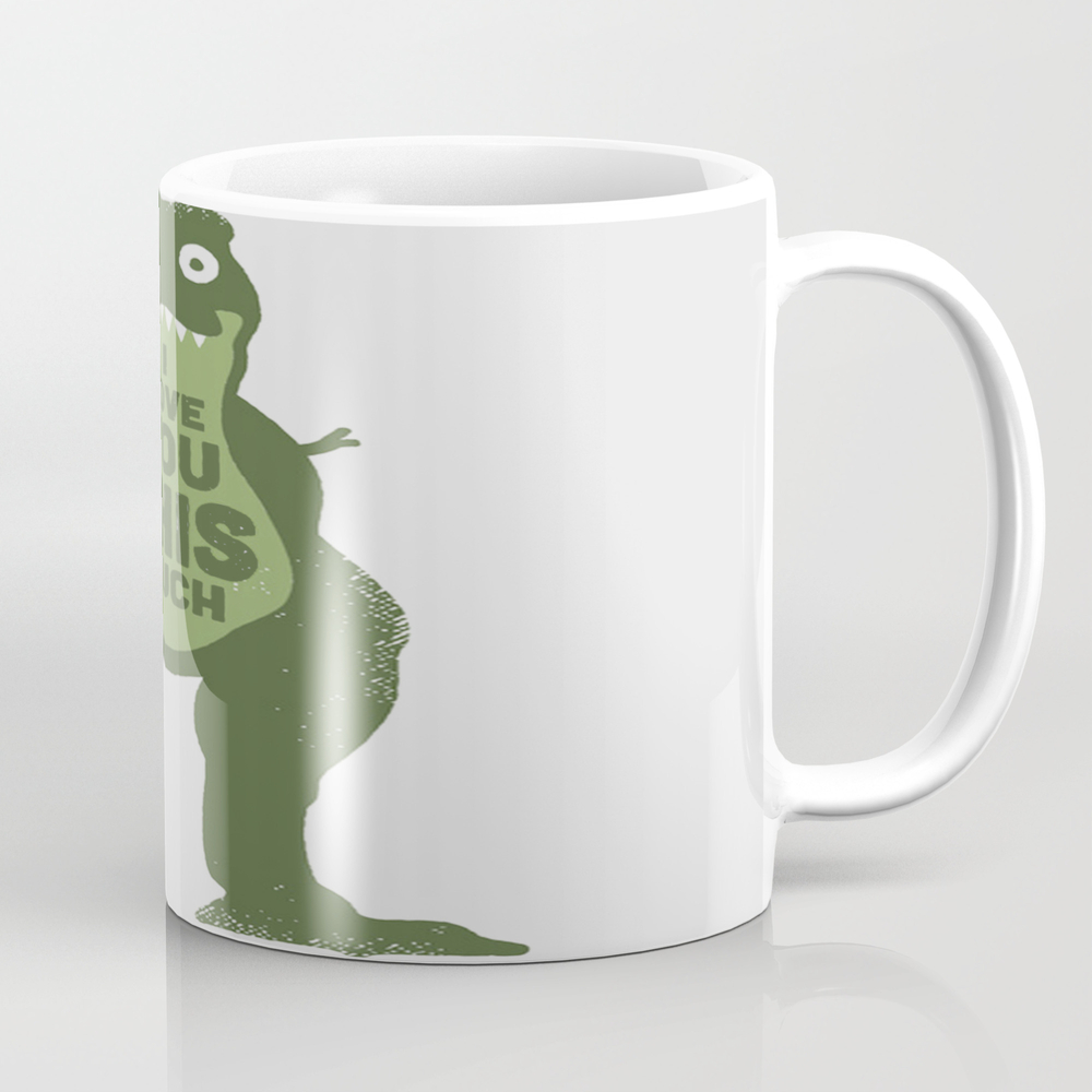 Love U This Much Tea Cup by Crowns MUG7809147