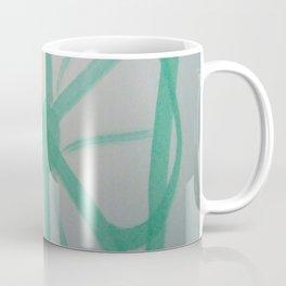 The Fractal Tessellated Labyrinth 138 Dimensions Coffee Mug