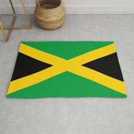 Flag of Jamaica - Jamaican flag Rug