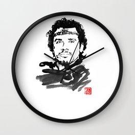 le roi arthur Wall Clock