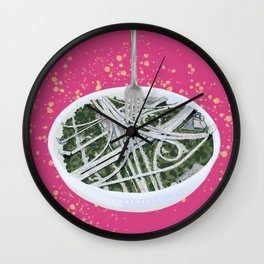 Spaghetti Junction Wall Clock