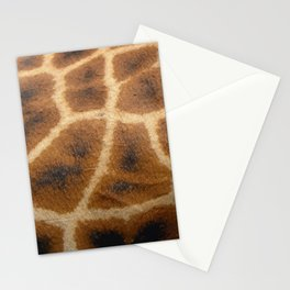 Giraffe Skin Stationery Cards