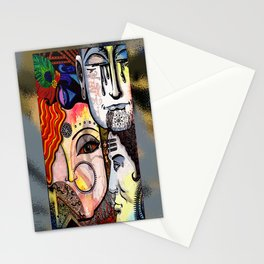 Face the Facts Stationery Cards