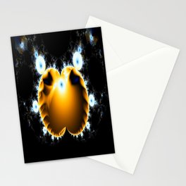 Fractal Creature Stationery Cards