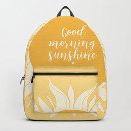 Good Morning Sunshine Backpack