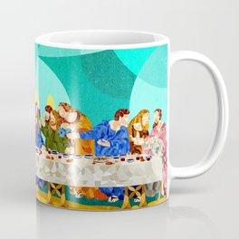 Curves - Last Supper Coffee Mug