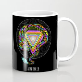 Mayan Traveler Coffee Mug