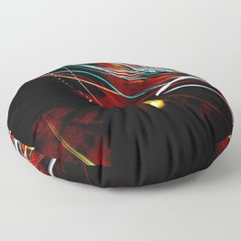 Thoughts Floor Pillow