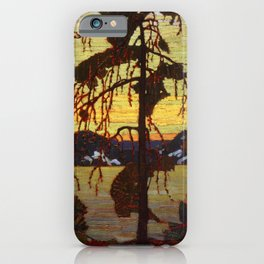 Tom Thomson - The Jack Pine iPhone Case