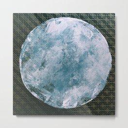 Full Hunter's Moon Metal Print