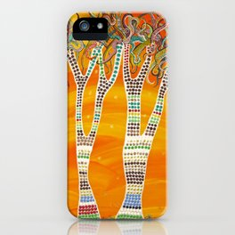 """Bushman's Quivers"" by ICA PAVON iPhone Case"