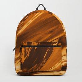 Lush Coffee Backpack