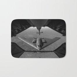 B-2 Spirit Air Refueling - 2016 Bath Mat