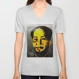 Chairman Mao Unisex V-Neck