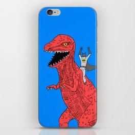 Dinosaur B Forever iPhone Skin