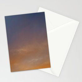 Sunset in Asheville Stationery Cards