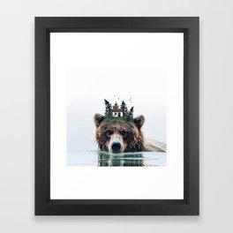 House Guardian Framed Art Print