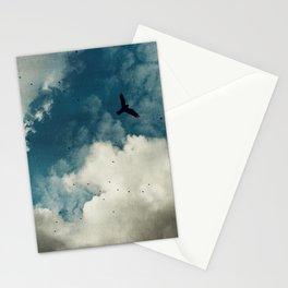 Same Old Sky Stationery Cards